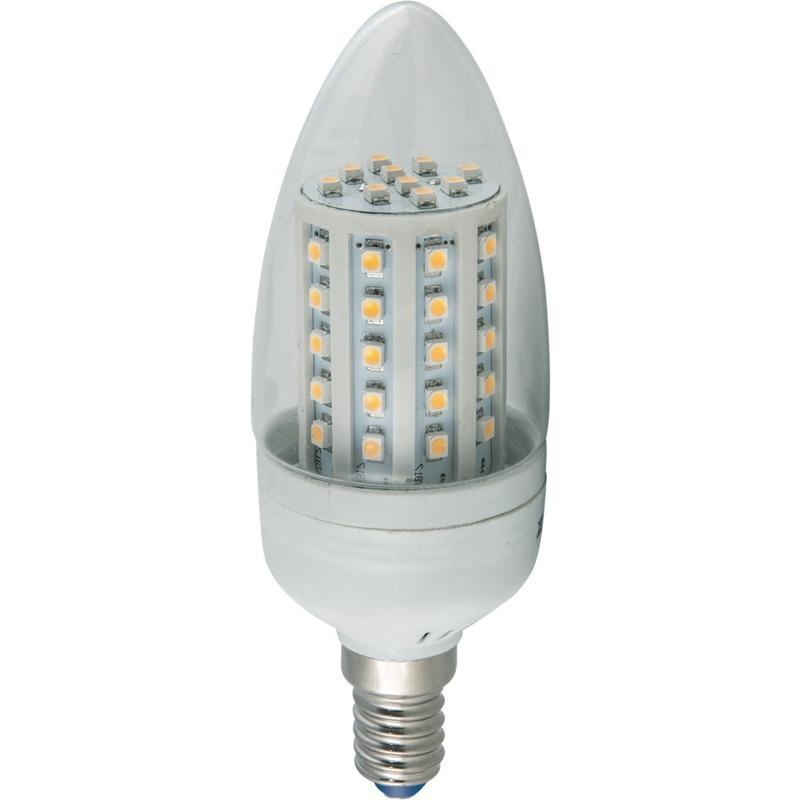 Heitronic LED Leuchtmittel Heitronic C35 Kerze ...