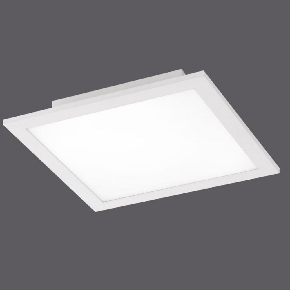 LED Panel, für Rasterdecken, blendfreies Licht, quadratisch, 20 x 20cm