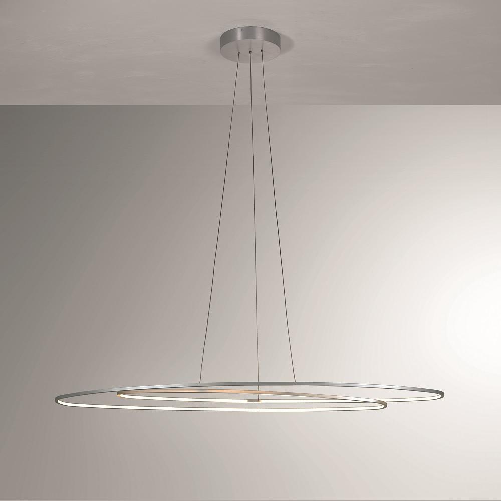 LED Pendelleuchte Flair mit umlaufender LED