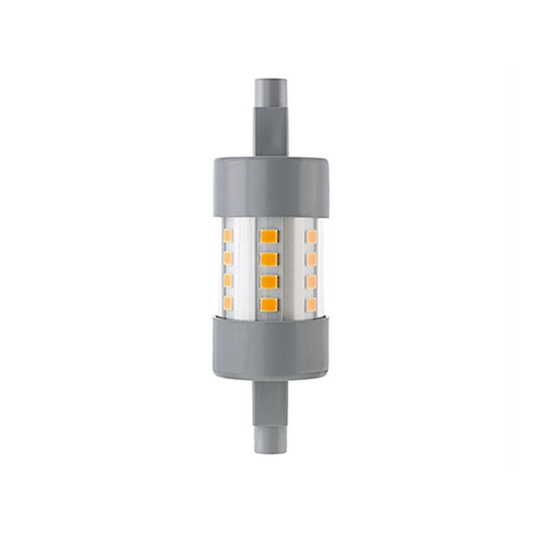 LED R7s Stab 78 mm mit 7W 806lm 2700 Kelvin