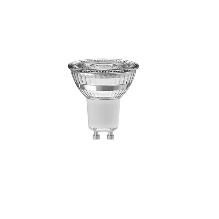 Luxar LED Reflektorlampe GU10 in Glasoptik - 5,...
