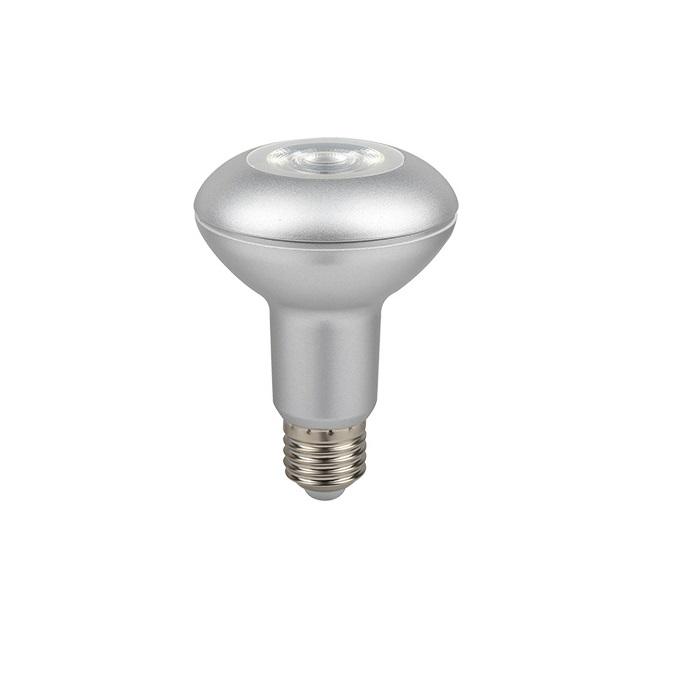 LED Reflektorlampe R80 E27 mit 5,5 Watt 360 Lumen dimmbar