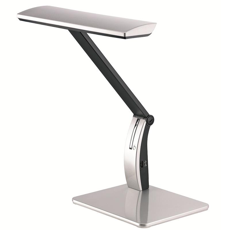 Alco LED Schreibtischleuchte dimmbar mit Touchf...