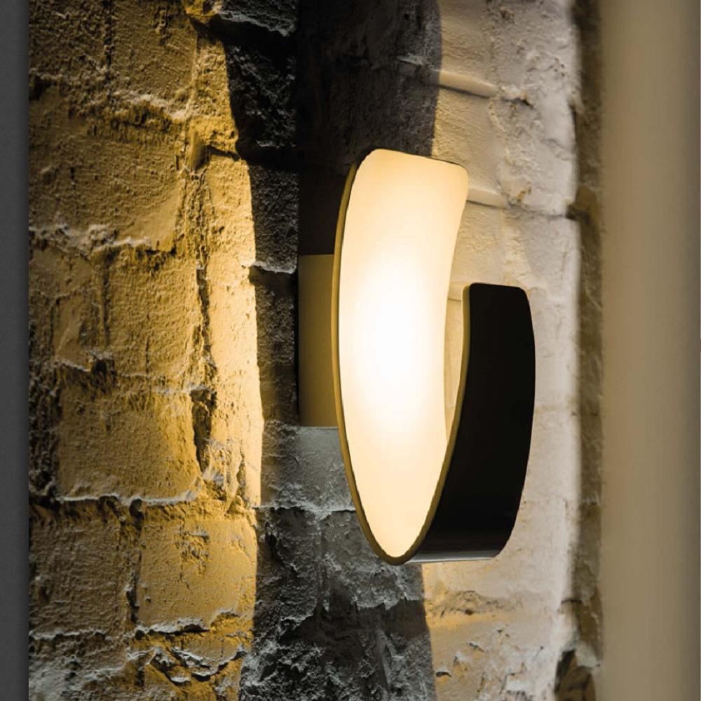 LED Wandleuchte Gondola, inklusive warmweißer 5Watt  LED