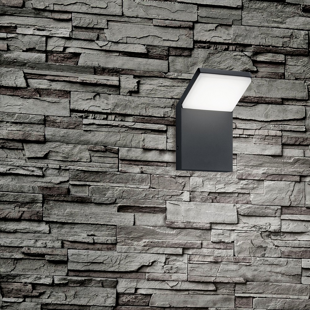 Trio LED Wandleuchte Pearl - designorientiertes...
