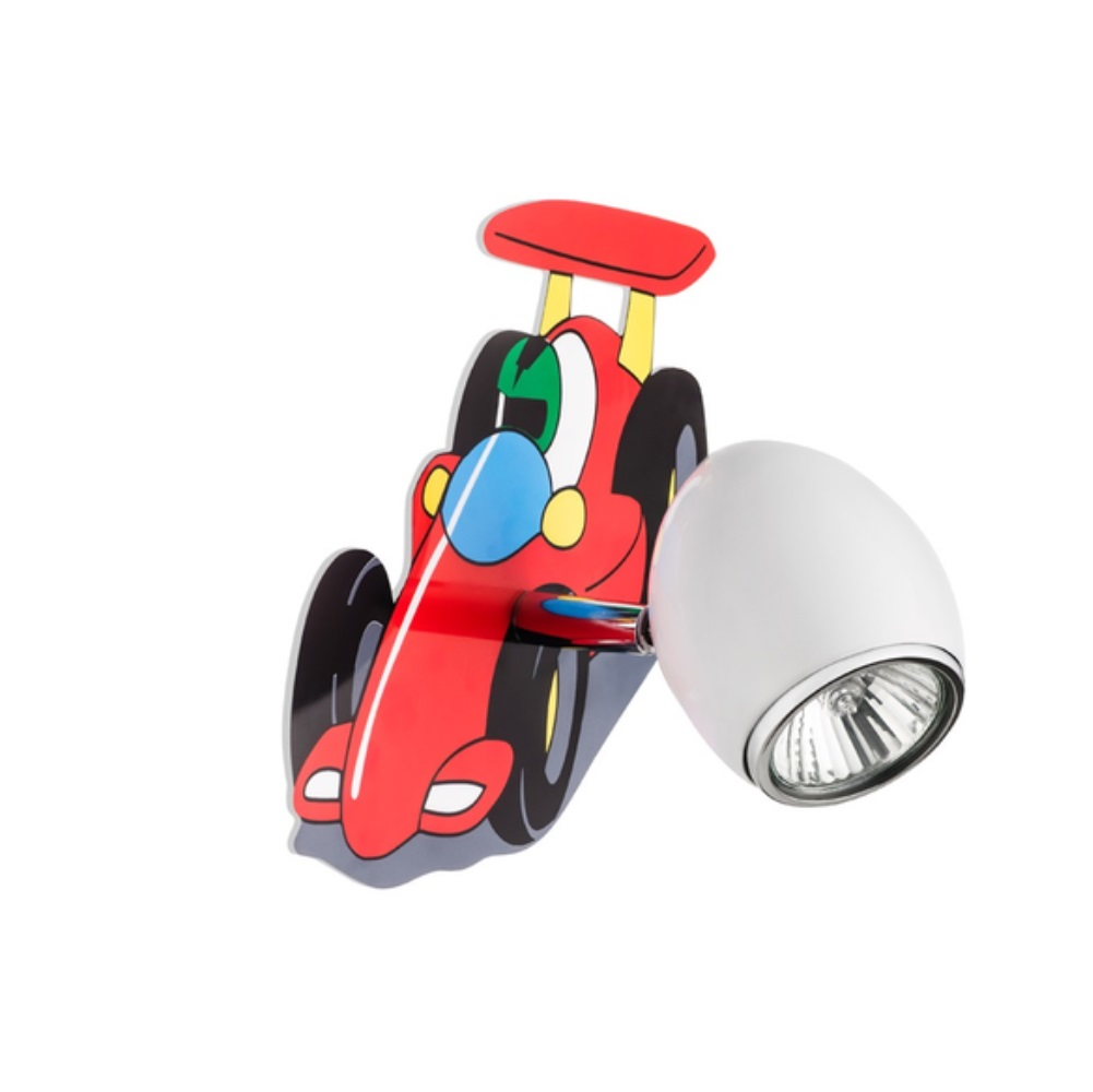 LED Wandstrahler Car , inkl. 4,5W LED  Kinderzimmer