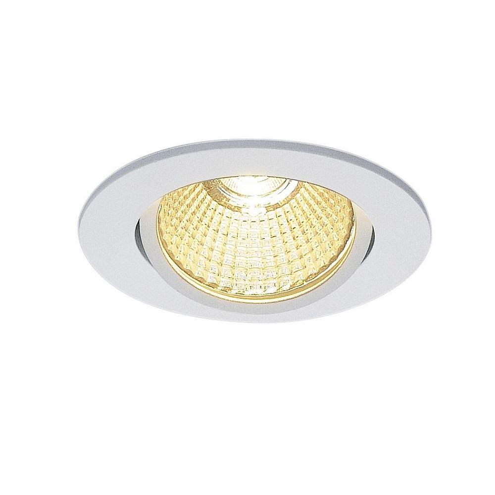 LED-Deckeneinbauleuchte New Tria weiß
