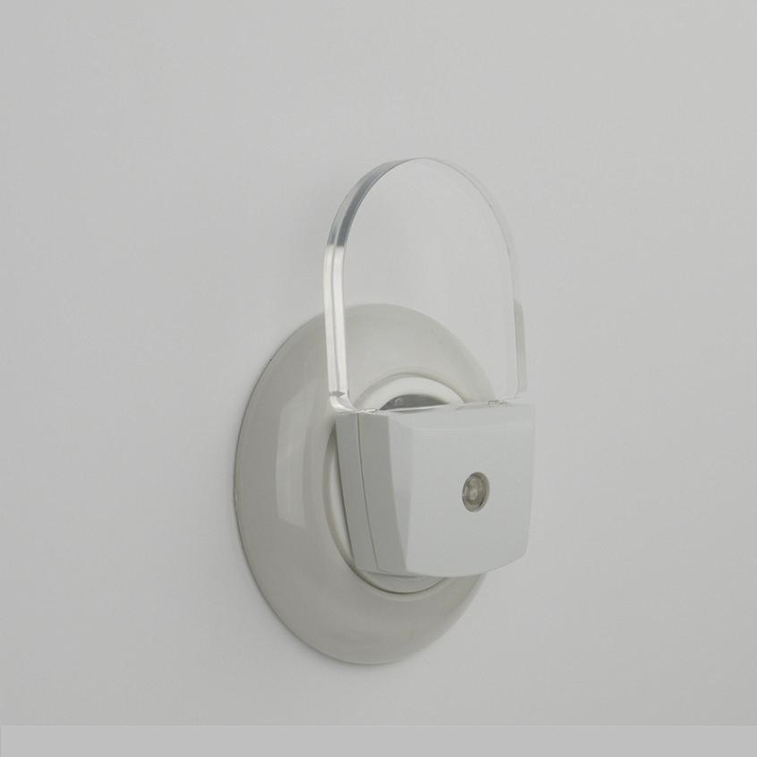 Niermann LED-Nachtlicht Slim 80025 | Lampen > Kinderzimmerlampen | Polycarbonat | Niermann