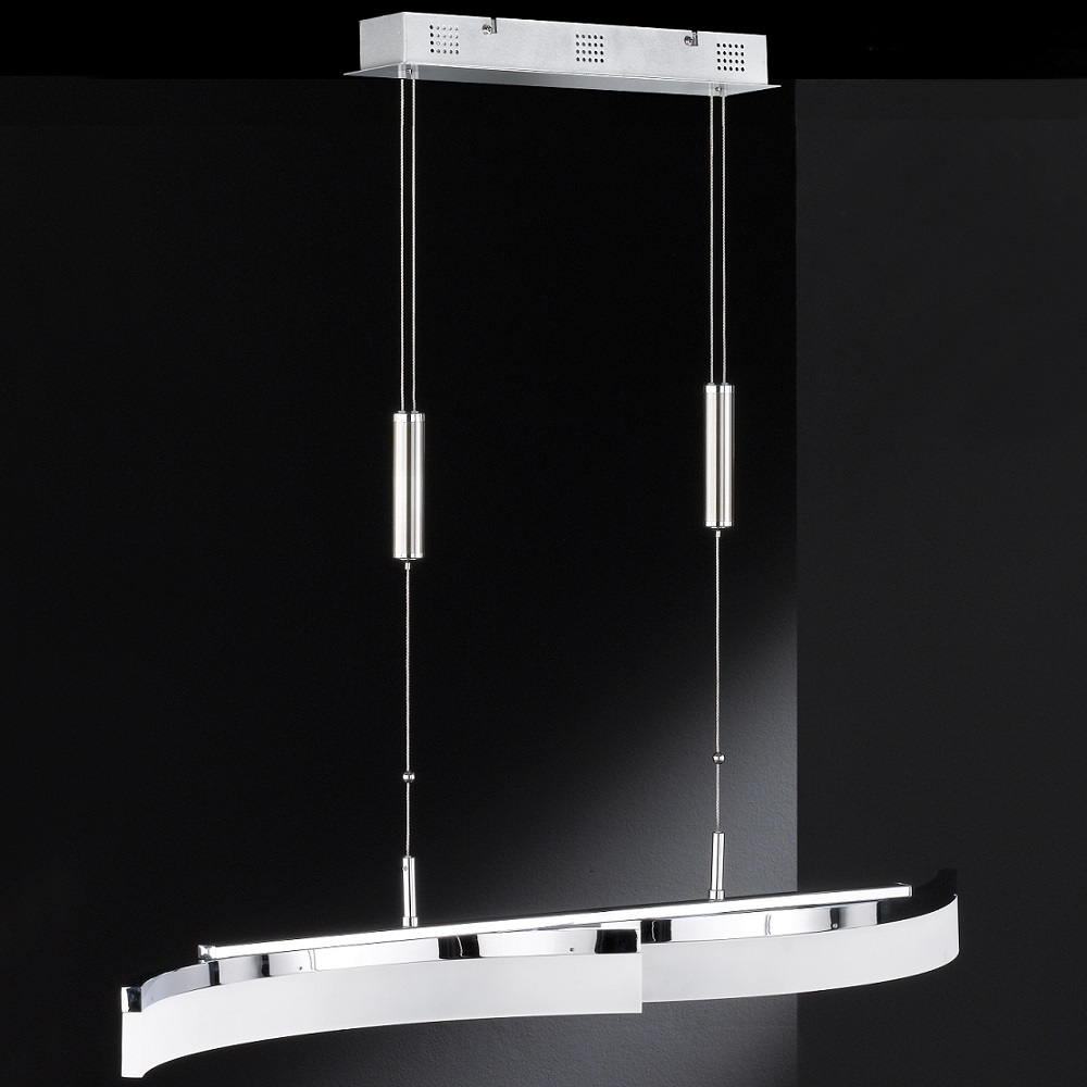Fischer & Honsel GmbH LED-Pendelleuchte Tangenz...