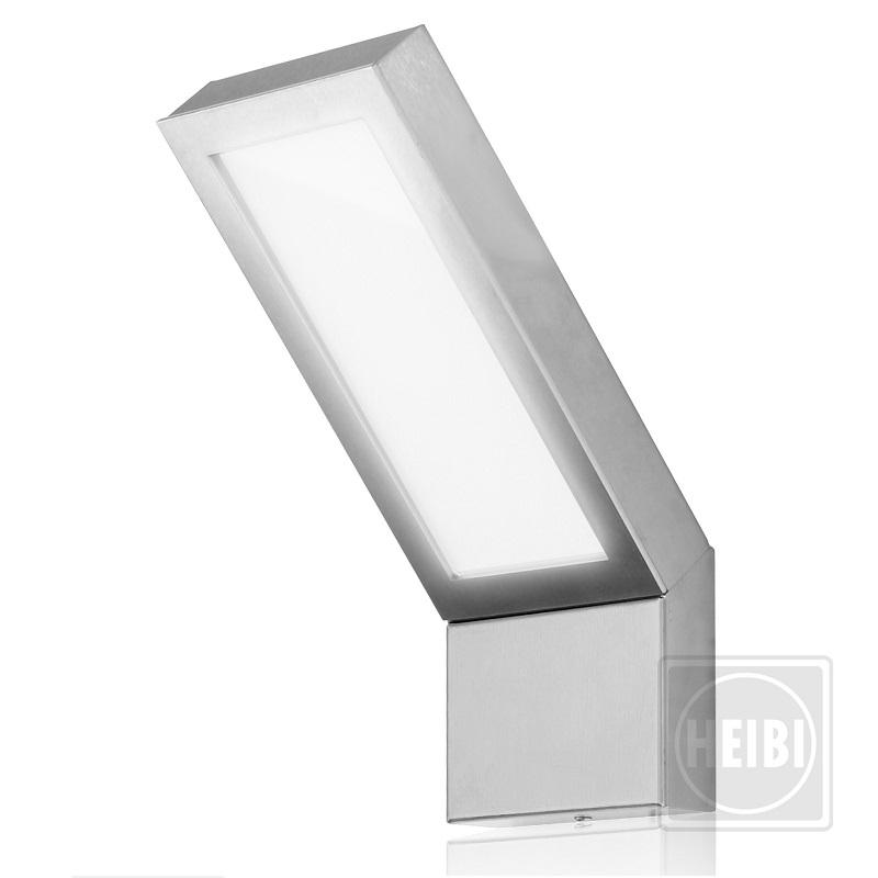 Heibi LED-Wandleuchte aus Edelstahl, 2 LED Modu...
