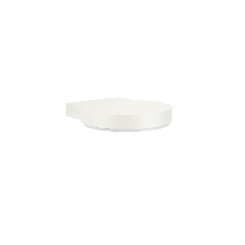 Albert Modern designte LED-Wandleuchte in weiß ...