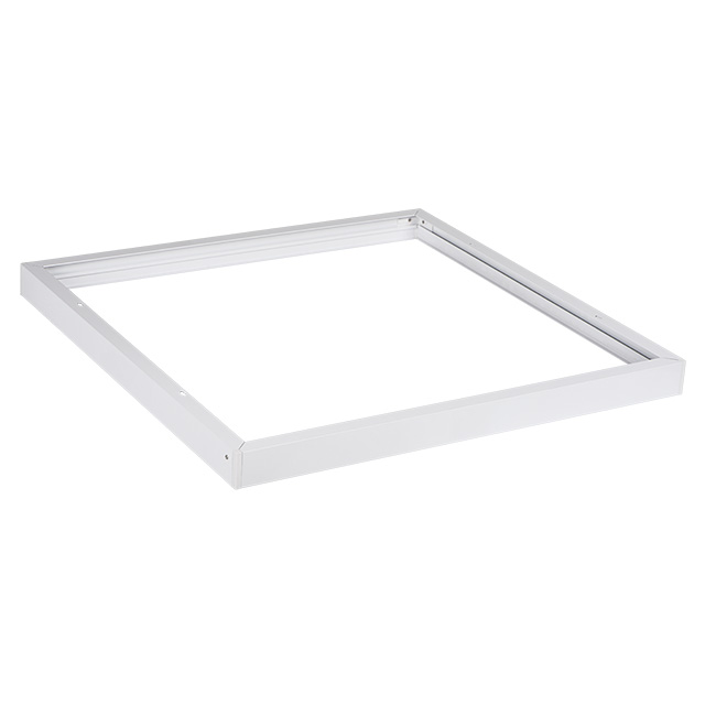 Montagerahmen zum Aufhängen für LED-Panel 60x60 cm - in Weiß