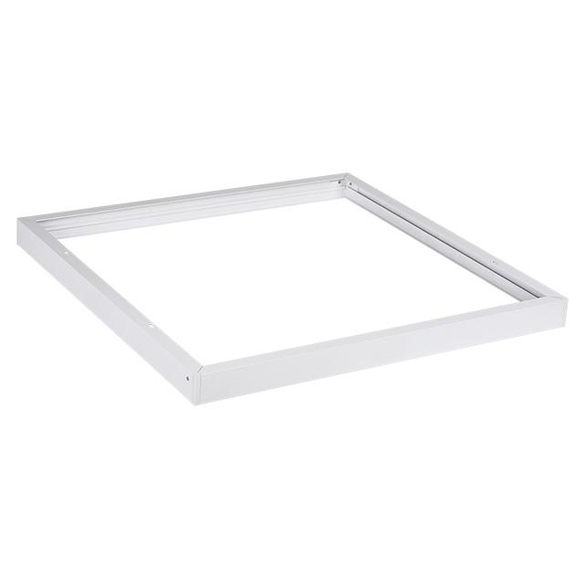 Montagerahmen zum Aufhängen für LED-Panel - in Weiß