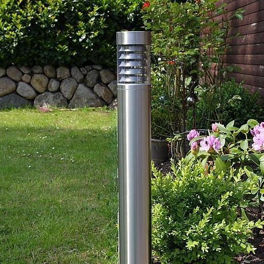 LHG Preisgünstige Wegeleuchte für Energiesparlampe DH03.246-800 | Lampen > Leuchtmittel > Energiesparlampen | Edelstahl | LHG