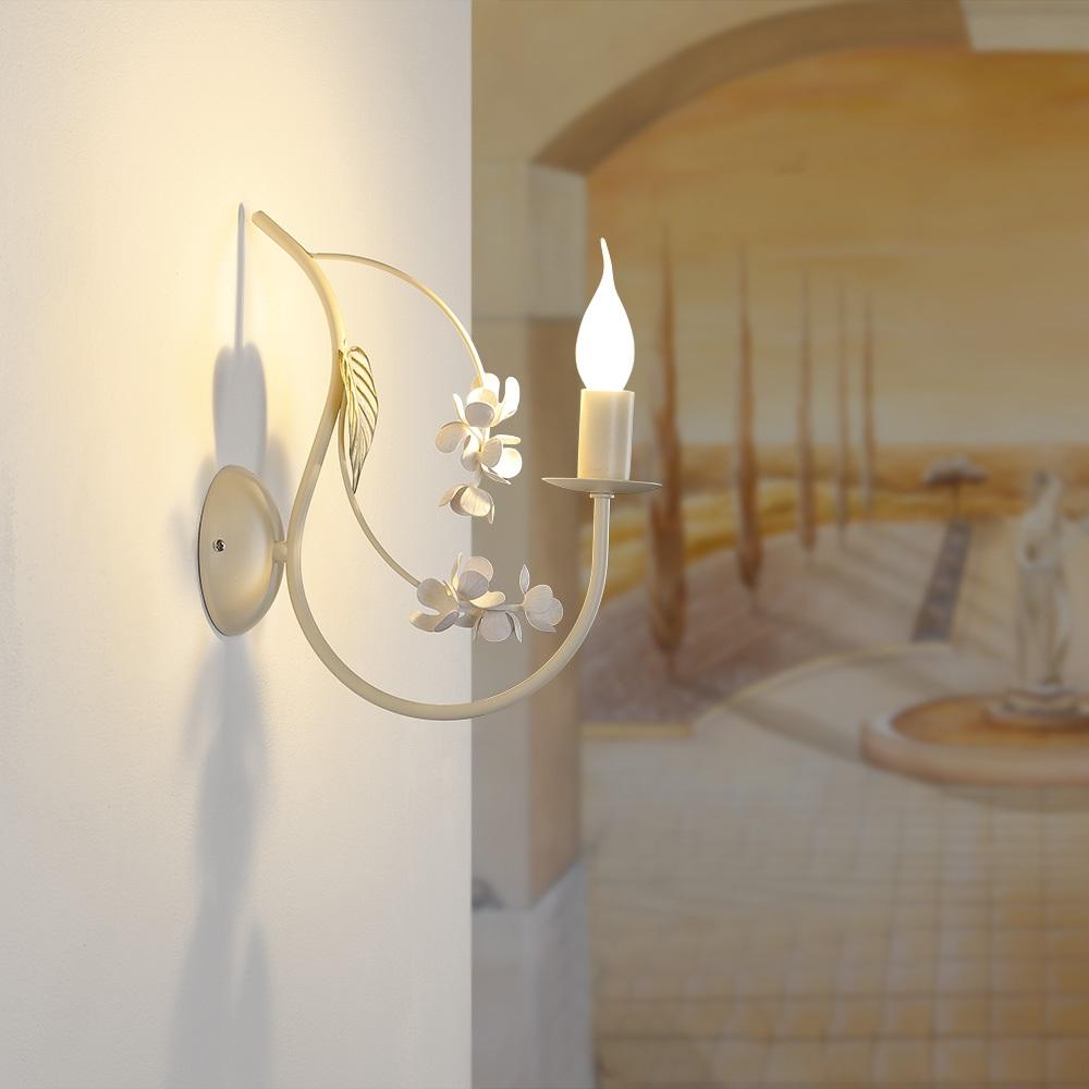 Romantisches Design Wandleuchte Largo