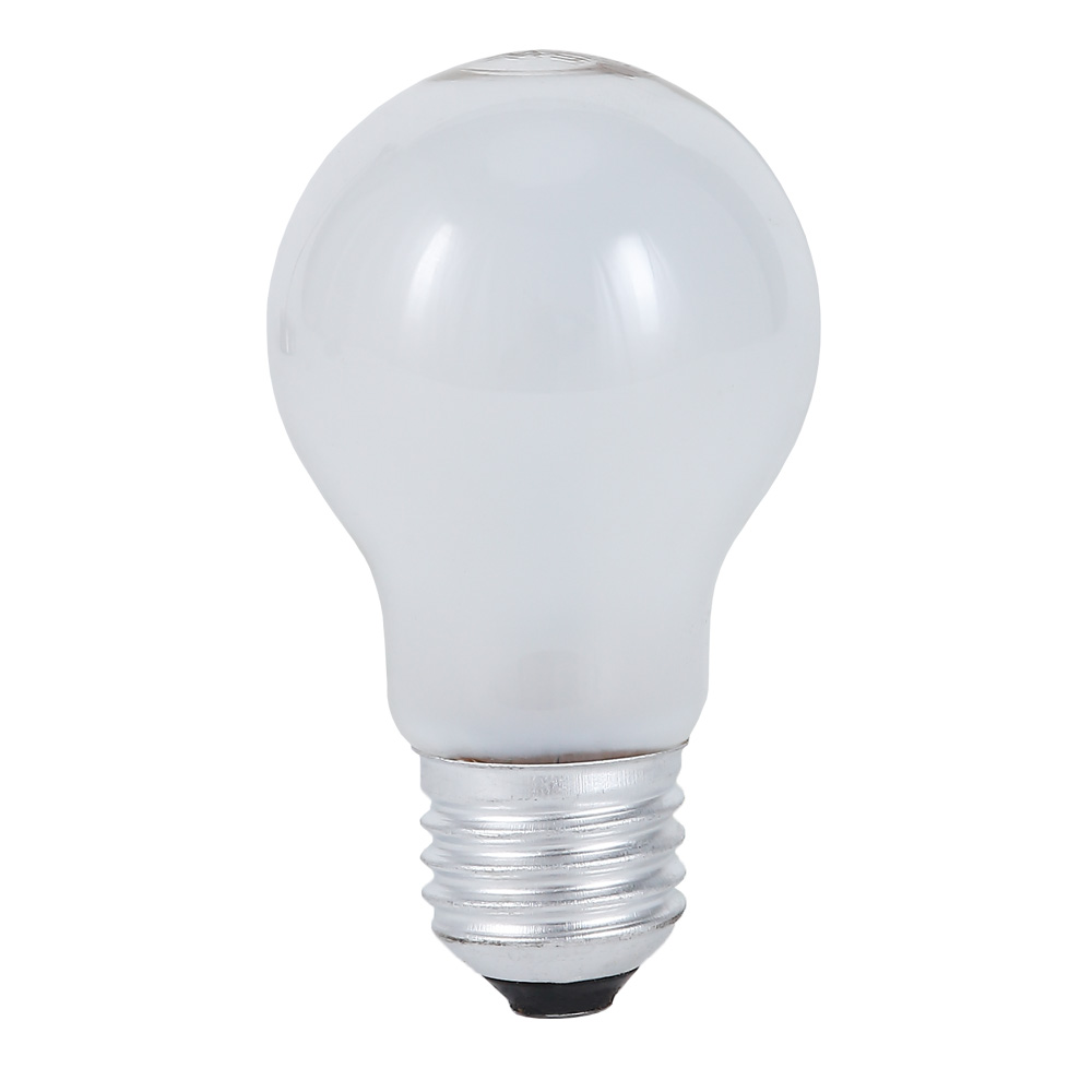 Standardglühlampe, normal Glühbirne E27 matt, 40-60W Restbestand