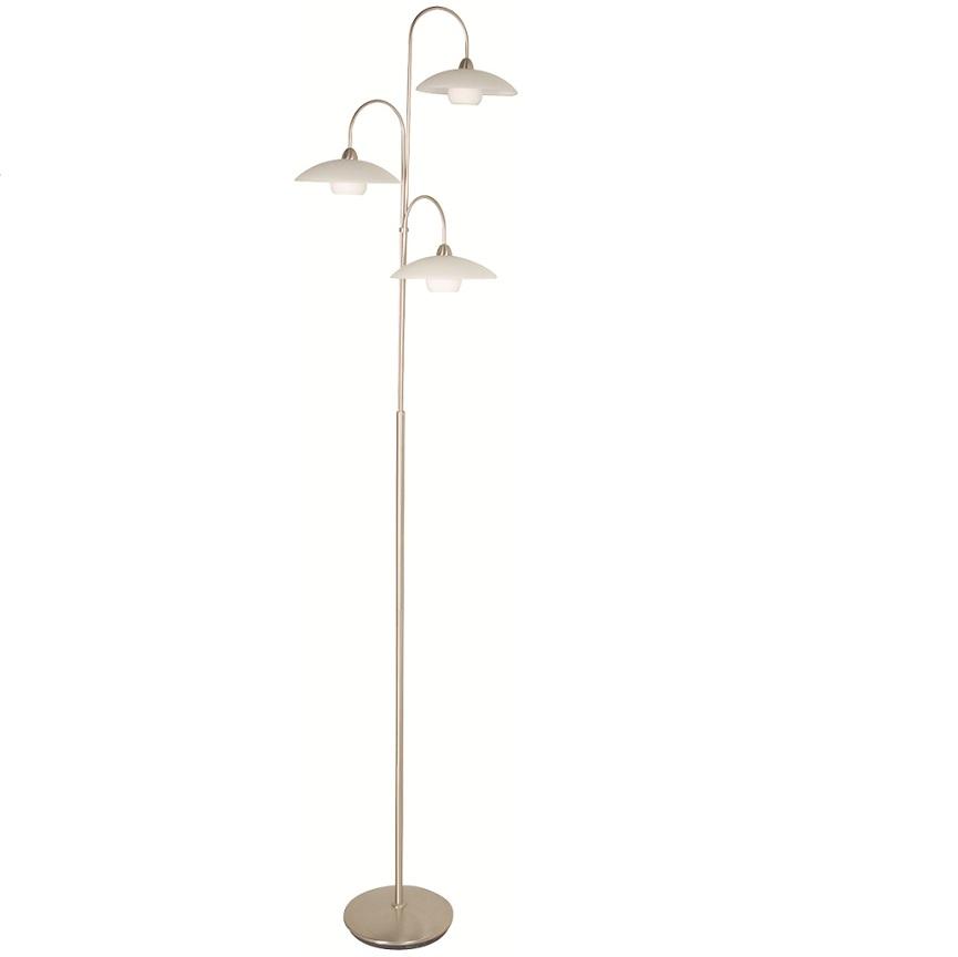 Steinhauer Stilvolle Leuchtenserie - Stehleucht...
