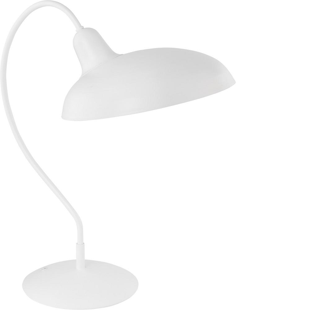 Tischleuchte Aura in Weiß