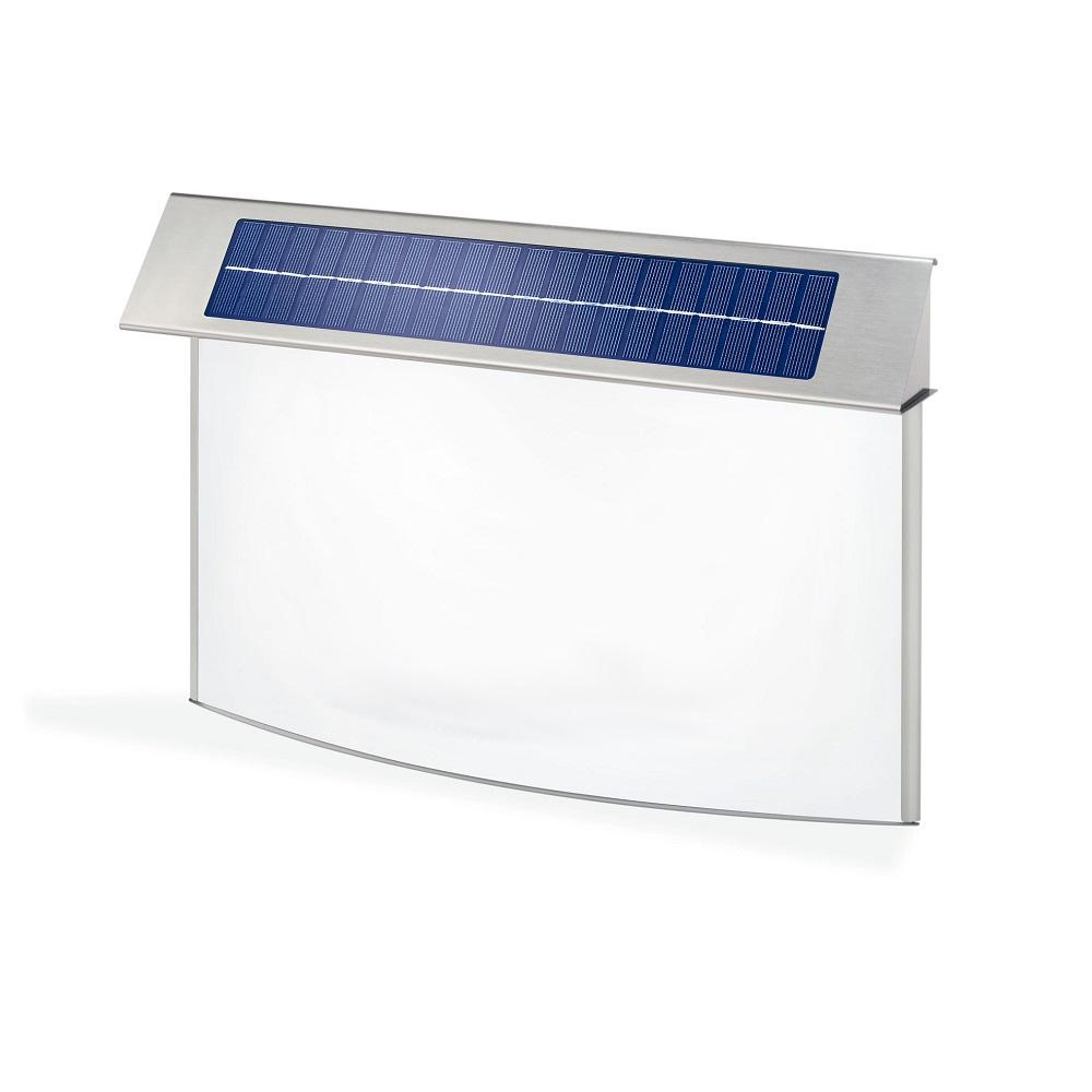 Esotec Werbetafel, Solar-Infotafel L LED Lichtt...