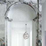silber, Spiegelglas, glänzend, 50,00 cm