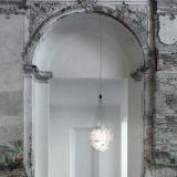 weiß, Glas, satiniert/weiß, 50,00 cm