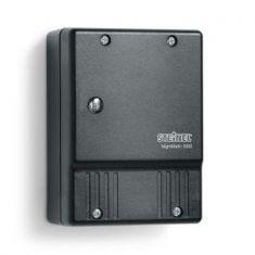 Dämmerungsschalter NightMatic 3000 mit Nachtsparmodus - schwarz schwarz