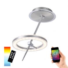 2fl. LED Deckenleuchte Q®-Amy, Smart Home ZigBee kompatibel