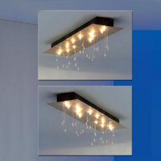 Escale Design Deckenleuchte Crystal Rain