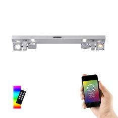 4fl.LED-Deckenleuchte Q®-Nemo, ZigBee kompatibel