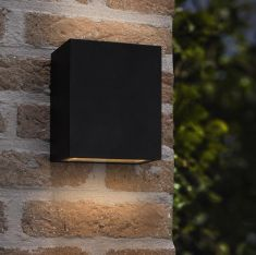 LED-Außenwandleuchte aus Aluminium - 7,5 Watt Power LED