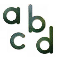 a-d  Hausnummer Buchstaben