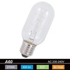A60 AGL Rustika E27, 60 Watt 1x 60 Watt, 60 Watt, 450,0 Lumen