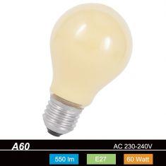 A60 E27 Insektenlampe 60W  230V 1x 60 Watt, 60 Watt, 550,0 Lumen