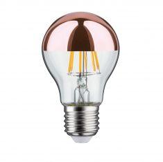 A60 LED AGL kupfer Filament Kopfspiegel  E27 7,5W 2700K