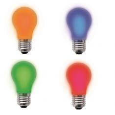 A60 LED  in orange, blau, grün oder rot, dimmbar