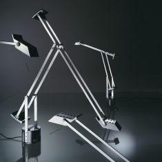 Artemide Tizio X30 Perfektion de Luxe in Chrom glänzend