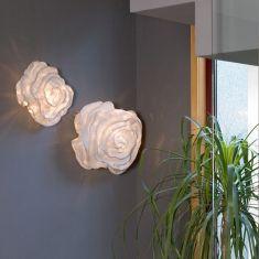 Arturo Alvarez Designer Wandleuchte Nevo in Weiß - in 2 Größen wählbar