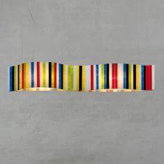 Arturo Alvarez Pendelleuchte Ventopop - Länge 58cm