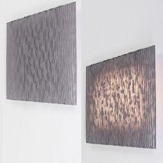 Arturo Alvarez Planum 96 x 96 cm, nicht dimmbar, Grau grau