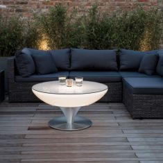 Außen Beistelltisch Lounge Outdoor, 4 Größen