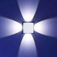 B-Leuchten Indirekte LED-Wandleuchte mit IP54