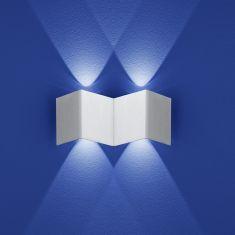 B-Leuchten LED Wandleuchte Prince 4 x 1W LED