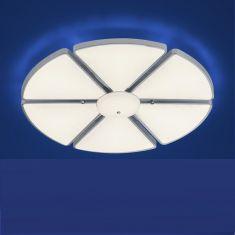 B-Leuchten LED-Deckenleuchte Tulipano mit Fernbedienung