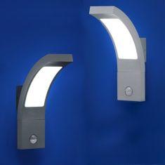 B-Leuchten Moderne LED-Wandleuchte mit Bewegungssensor