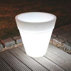 Blumentopf  Shining Pot  Ø 50cm H 48cm 48,00 cm