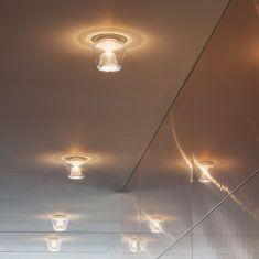 Deckenleuchte Annex Ceiling, Schirm klar, Kristallglas - Small