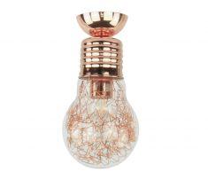 Deckenleuchte Bulb Kupfer Glühbirne mit Drahtfäden
