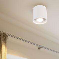 Deckenleuchte Orbis 1 weiß inkl. 7 Watt GU10 LED