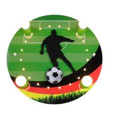 Deckenleuchte  WM Fußballer mit LEDs