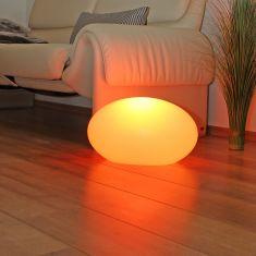 Dekoleuchte Shining Eye mit RGB LED und Fernbedienung